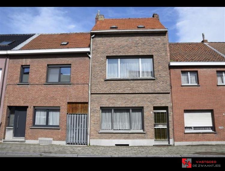 Foto 1 : Stadswoning te 2845 NIEL (België) - Prijs € 269.000