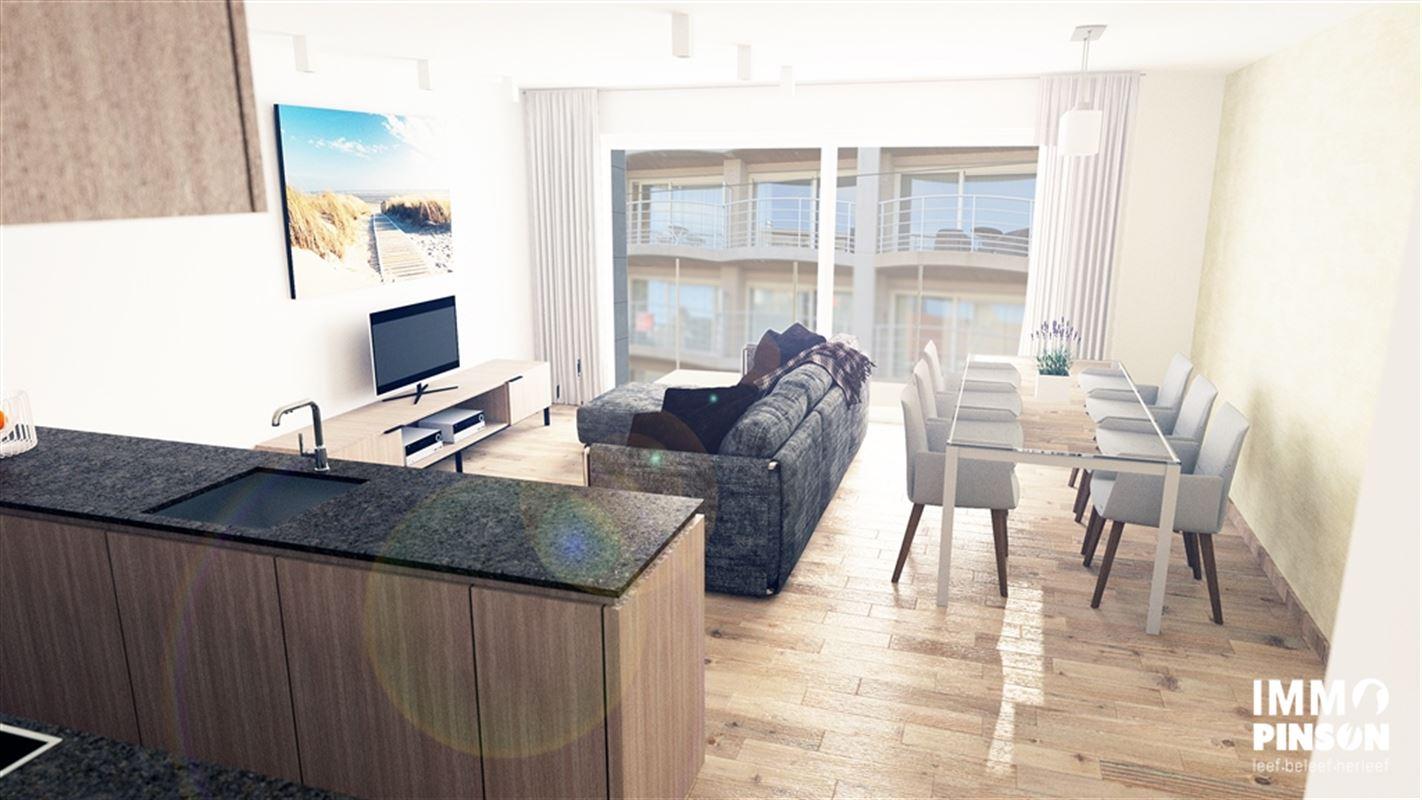 Foto 3 : appartement te KOKSIJDE (8670) - België