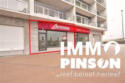 winkelruimte te OOSTDUINKERKE (8670) - België