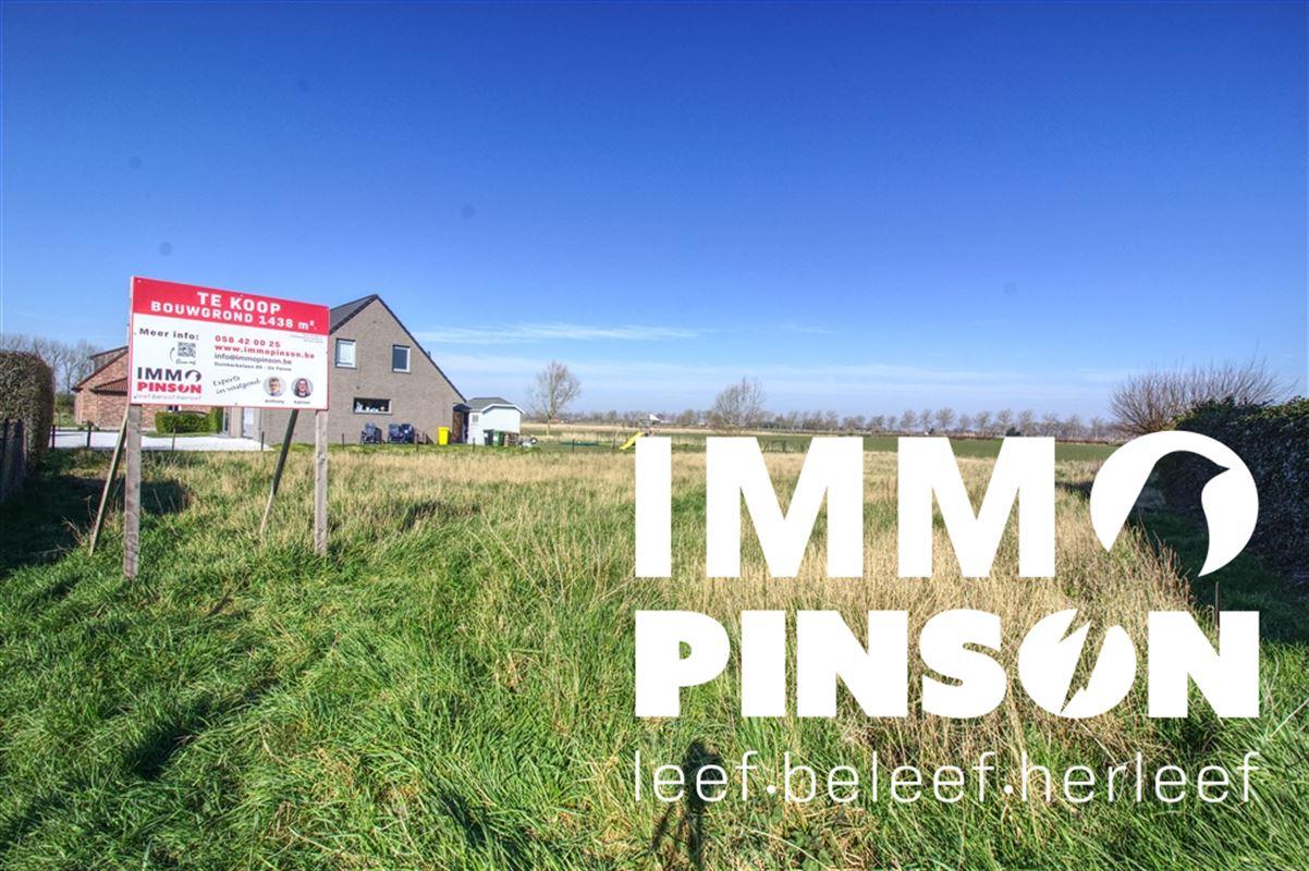 Foto 1 : grond te ADINKERKE (8660) - België