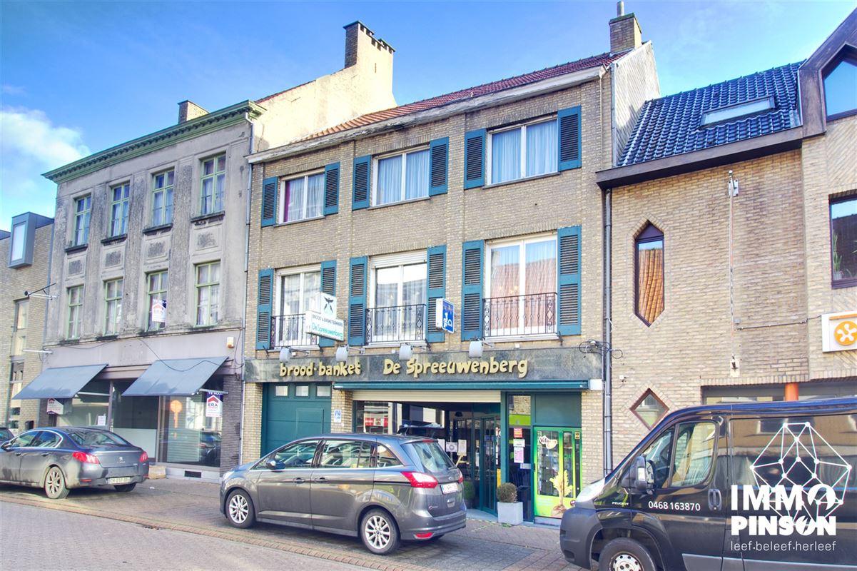Foto 1 : winkelruimte te VEURNE (8630) - België