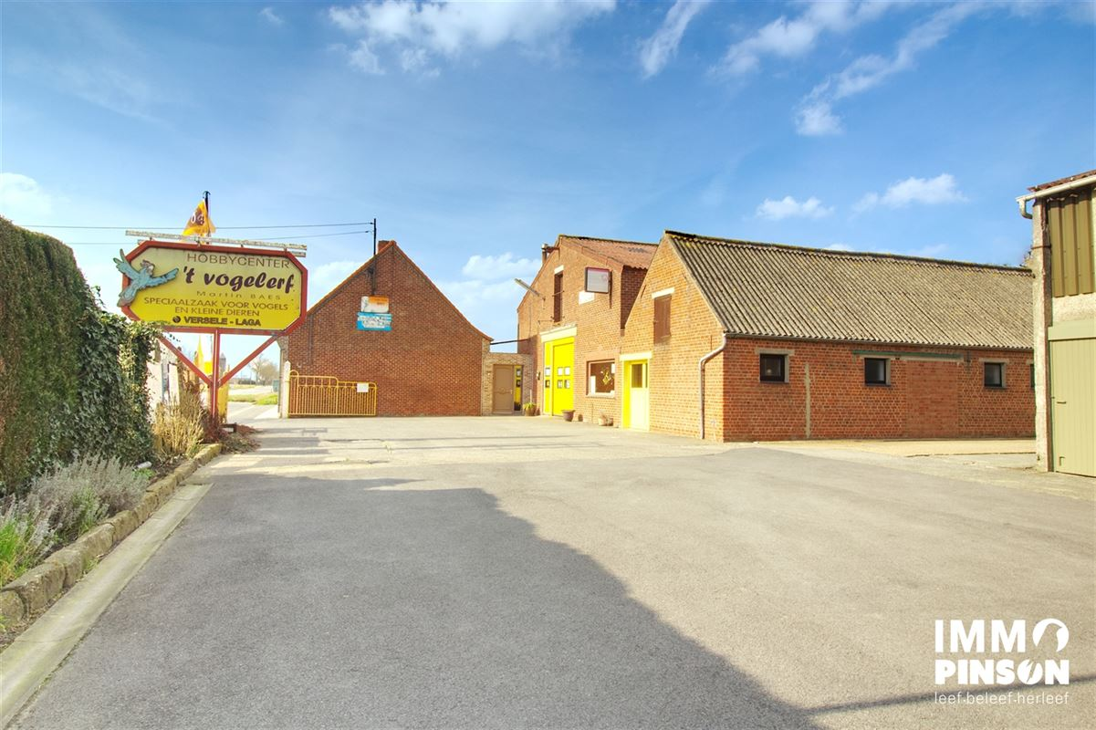 Foto 22 : boerderij te OOSTVLETEREN (8640) - België