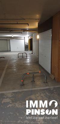 Foto 1 : parkeerplaats te DE PANNE (8660) - België