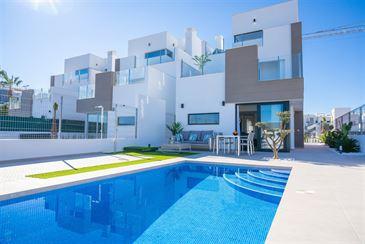 nieuwbouw woning te 03149 GUARDAMAR DEL SEGURA (Spanje) - Prijs € 294.000