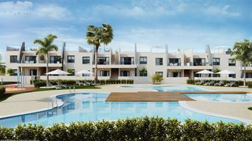 nieuwbouw appartement te  TORRE DE LA HORADADA (Spanje) - Prijs
