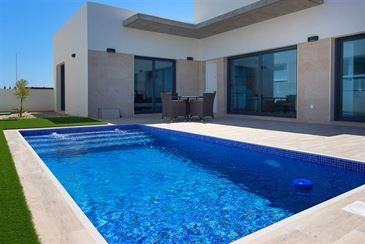 nieuwbouw woning te 03159 DAYA NUEVA (Spanje) - Prijs € 245.000
