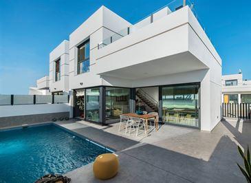 nieuwbouw woning te 03150 DOLORES (Spanje) - Prijs € 274.000