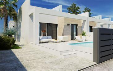 nieuwbouw woning te 03159 DAYA NUEVA (Spanje) - Prijs € 187.000