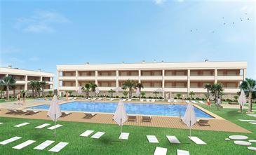 nieuwbouw appartement te 03130 GRAN ALACANT (Spanje) - Prijs € 147.000