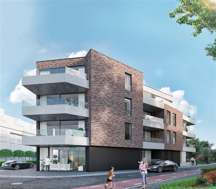 Real estate project : COGIVA IN BONHEIDEN (2820) - Price