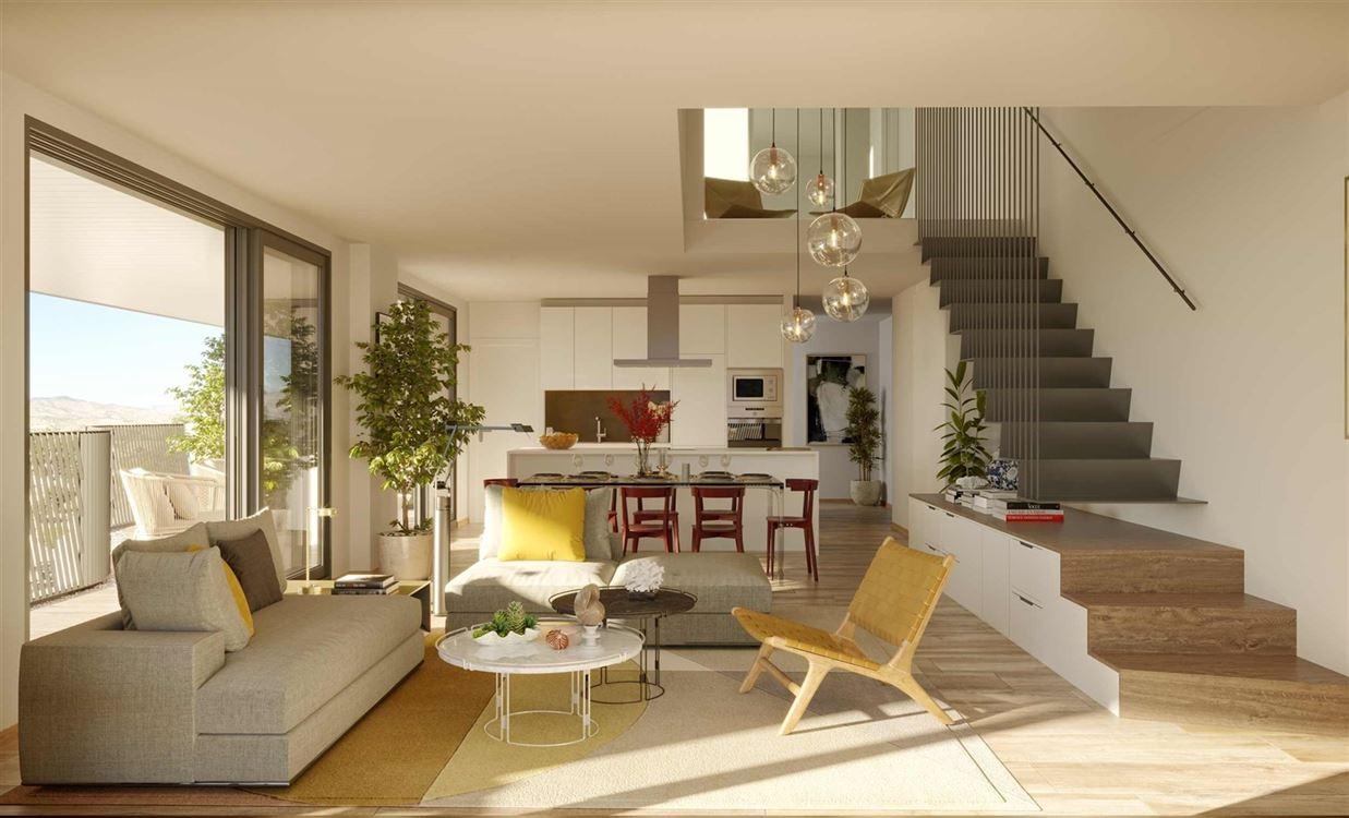 Foto 6 : nieuwbouw appartement te 03570 VILAJOYOSA (Spanje) - Prijs € 250.500