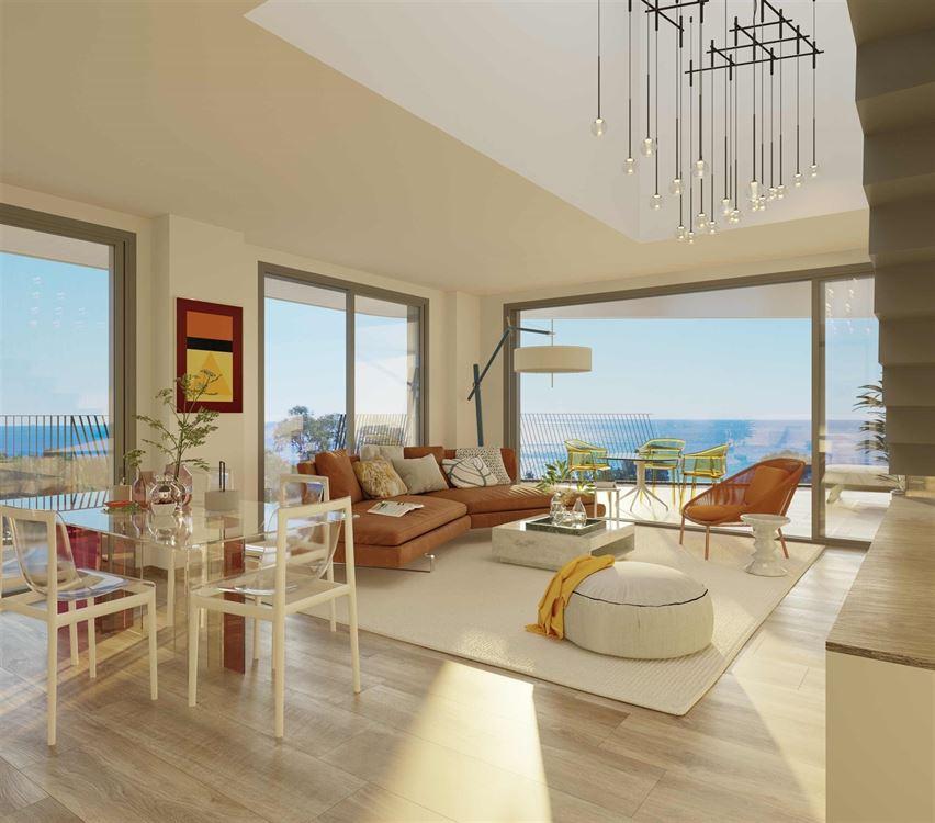 Foto 5 : nieuwbouw appartement te 03570 VILAJOYOSA (Spanje) - Prijs € 250.500