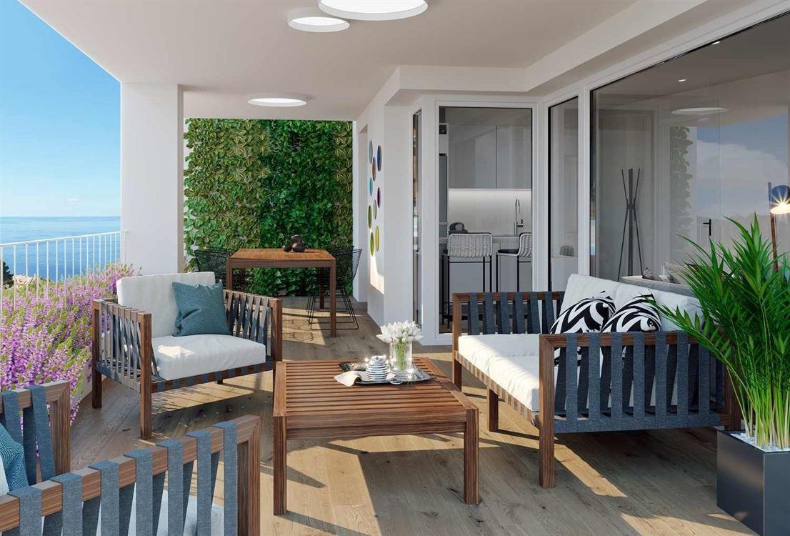 Foto 3 : nieuwbouw appartement te 03570 VILAJOYOSA (Spanje) - Prijs € 250.500