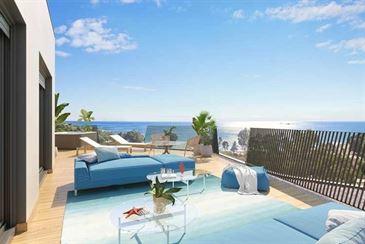 nieuwbouw appartement te 03570 VILAJOYOSA (Spanje) - Prijs € 250.500