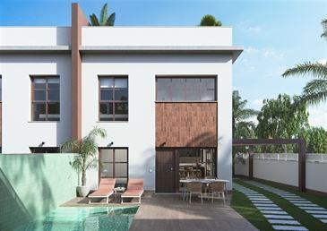 nieuwbouw woning te 03190 PILAR DE LA HORADADA (Spanje) - Prijs € 179.900