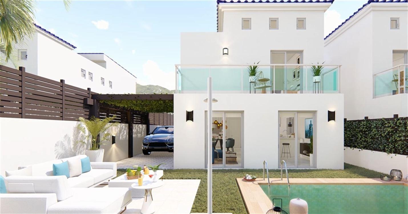 Foto 1 : nieuwbouw woning te 03350 COX (Spanje) - Prijs € 167.900