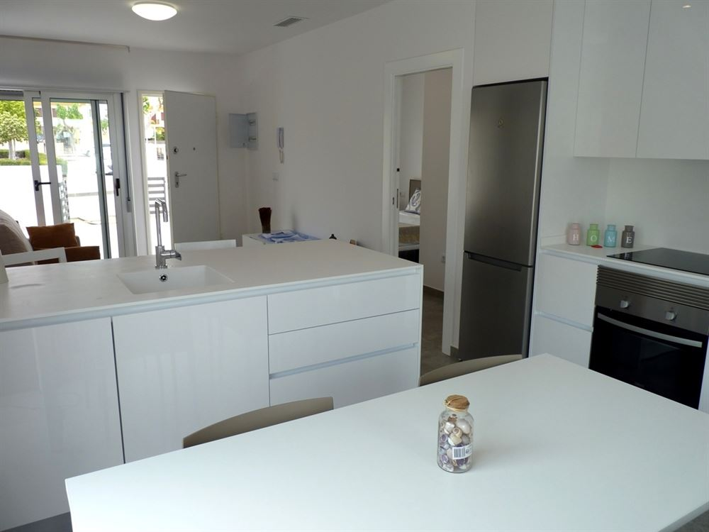 Image 8 : nieuwbouw appartement IN 03190 PILAR DE LA HORADADA (Spain) - Price 165.000 €