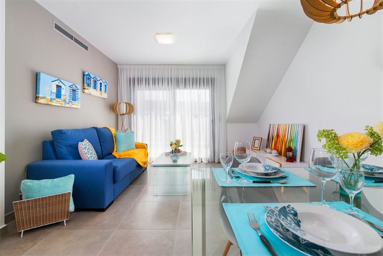 Foto 3 : nieuwbouw appartement te 03191 PILAR DE LA HORADADA (Spanje) - Prijs € 99.900