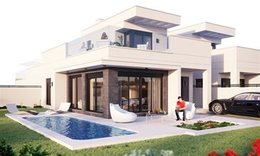 villa te 03177 SAN FULGENCIO (Spanje) - Prijs € 247.000