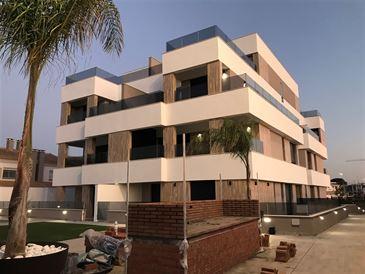nieuwbouw appartement te 30720 SANTIAGO DE LA RIBERA (Spanje) - Prijs € 145.950