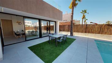 nieuwbouw woning te 30590 SUCINA (Spanje) - Prijs € 249.950