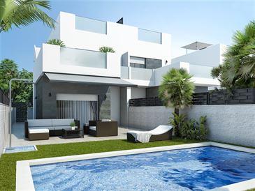 nieuwbouw woning te 03170 DONA PEPA (Spanje) - Prijs € 260.000