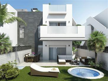 nieuwbouw appartement te 03170 DONA PEPA (Spanje) - Prijs € 195.000