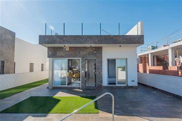 nieuwbouw woning te 03189 VILLAMARTIN (Spanje) - Prijs € 275.000