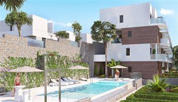 nieuwbouw appartement te 03189 LAS RAMBLAS (Spanje) - Prijs € 199.000