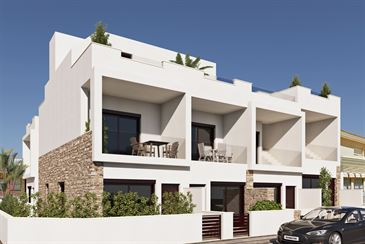 nieuwbouw woning te 03191 TORRE DE LA HORADADA (Spanje) - Prijs € 290.000