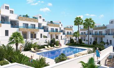 nieuwbouw woning te 03380 BIGASTRO (Spanje) - Prijs € 189.000