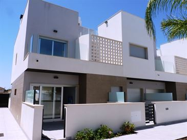 nieuwbouw woning te 30720 SANTIAGO DE LA RIBERA (Spanje) - Prijs € 188.000