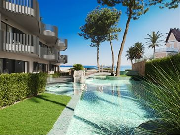 nieuwbouw appartement te 30720 SANTIAGO DE LA RIBERA (Spanje) - Prijs € 199.900