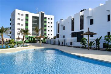 nieuwbouw appartement te 03189 MIL PALMERAS (Spanje) - Prijs € 169.000
