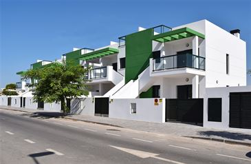 nieuwbouw appartement te 03189 MIL PALMERAS (Spanje) - Prijs € 170.000