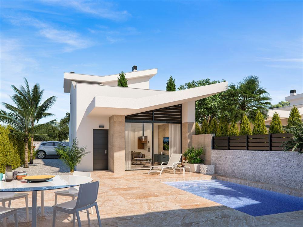 Foto 5 : nieuwbouw woning te 03178 BENIJÓFAR (Spanje) - Prijs € 209.900