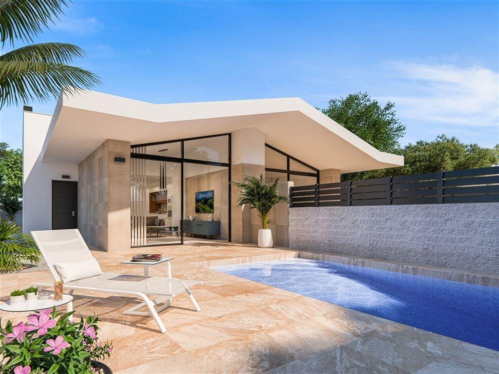 Foto 1 : nieuwbouw woning te 03178 BENIJÓFAR (Spanje) - Prijs € 209.900