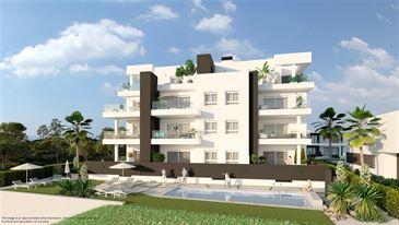 nieuwbouw appartement te 03189 VILLAMARTIN (Spanje) - Prijs € 183.000