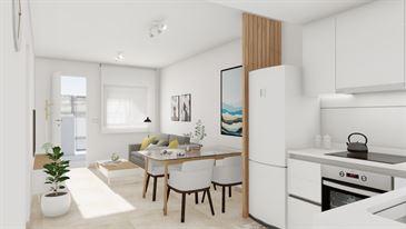 nieuwbouw appartement IN 03191 TORRE DE LA HORADADA (Spain) - Price 139.000 €