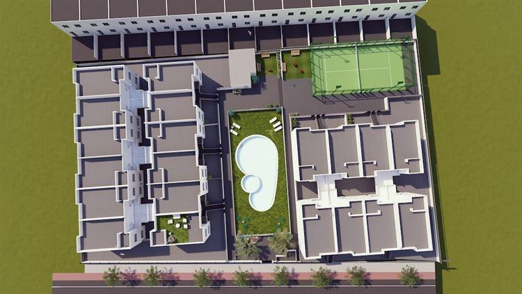 Foto 13 : nieuwbouw appartement te 03191 TORRE DE LA HORADADA (Spanje) - Prijs € 139.000