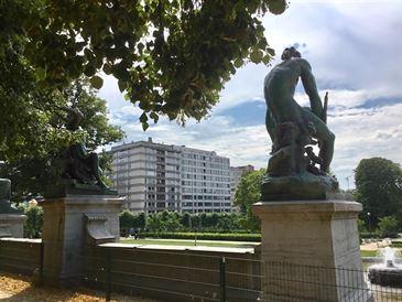 appartement te 1000 BRUSSEL (België) - Prijs € 850