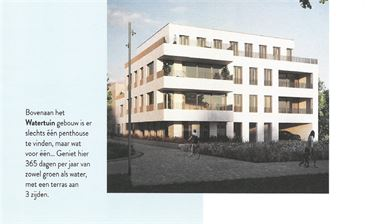 penthouse te 2800 MECHELEN (Algerije) - Prijs Prijs op aanvraag