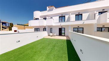 koppelvilla te 03509 FINESTRAT (Spanje) - Prijs € 179.900