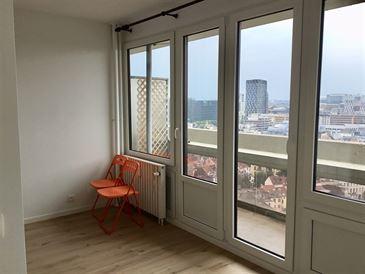 appartement à 1210 SAINT-JOSSE-TEN-NOODE (Belgique) - Prix 650 €