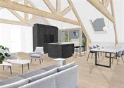 Foto 7 : Nieuwbouw CADIXX te MECHELEN (2800) - Prijs Van € 214.500 tot € 478.500