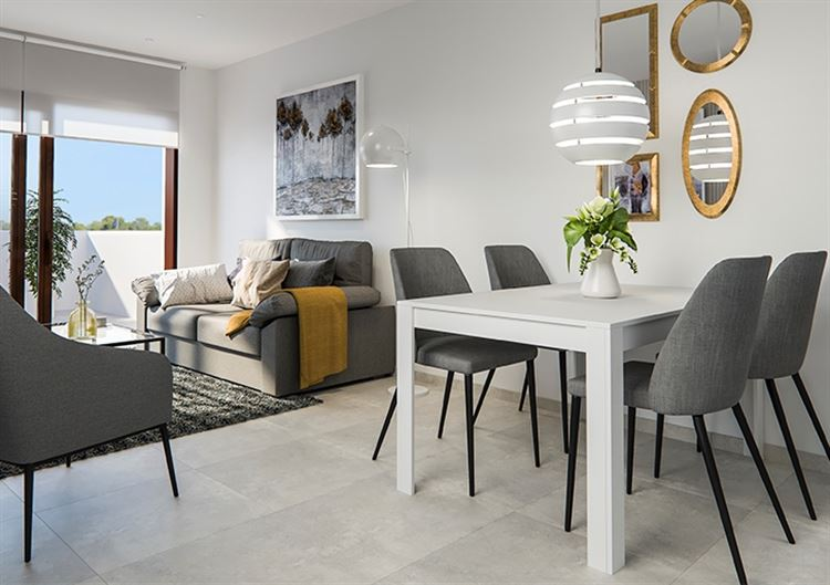 Foto 4 : nieuwbouw appartement te 04648 PULPÍ (Spanje) - Prijs € 117.000