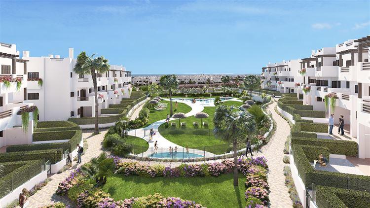 Foto 1 : nieuwbouw appartement te 04648 PULPÍ (Spanje) - Prijs € 117.000