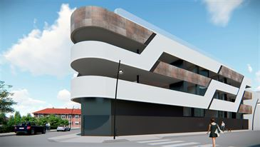 nieuwbouw appartement te 03179 FORMENTERA DEL SEGURA (Spanje) - Prijs € 159.500