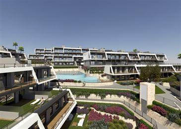 nieuwbouw appartement te 03130 URBANIZACIÓN SAN SEBASTIÁN (Spanje) - Prijs € 199.000