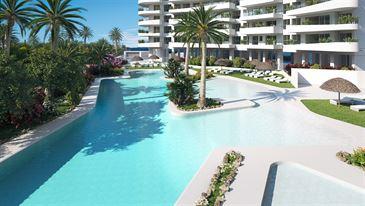 nieuwbouw appartement te 46529 PORT DE SAGUN (Spanje) - Prijs € 145.000